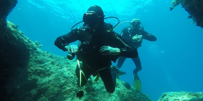 For Certified Divers